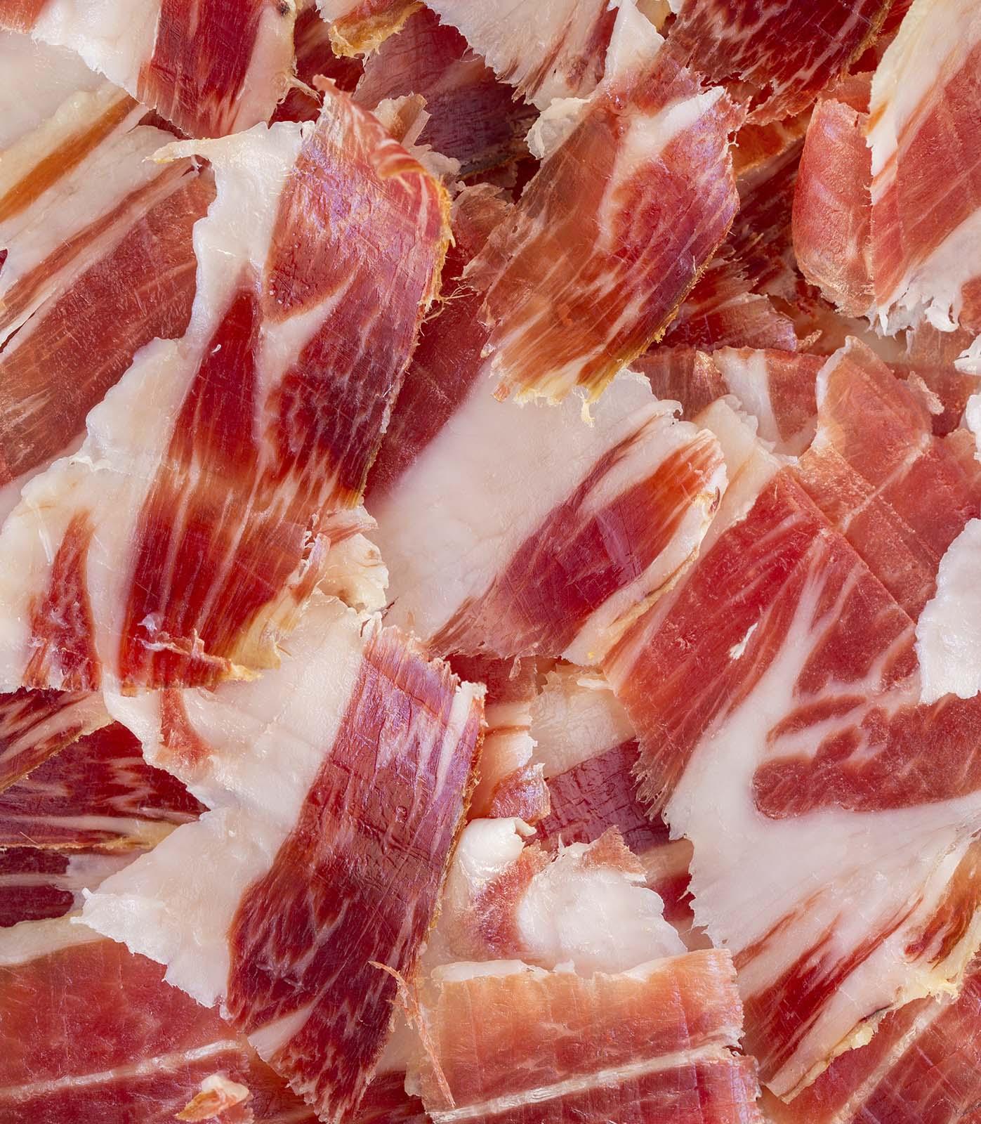 Jamón Ibérico (Carnicería María Dolores, Casares)